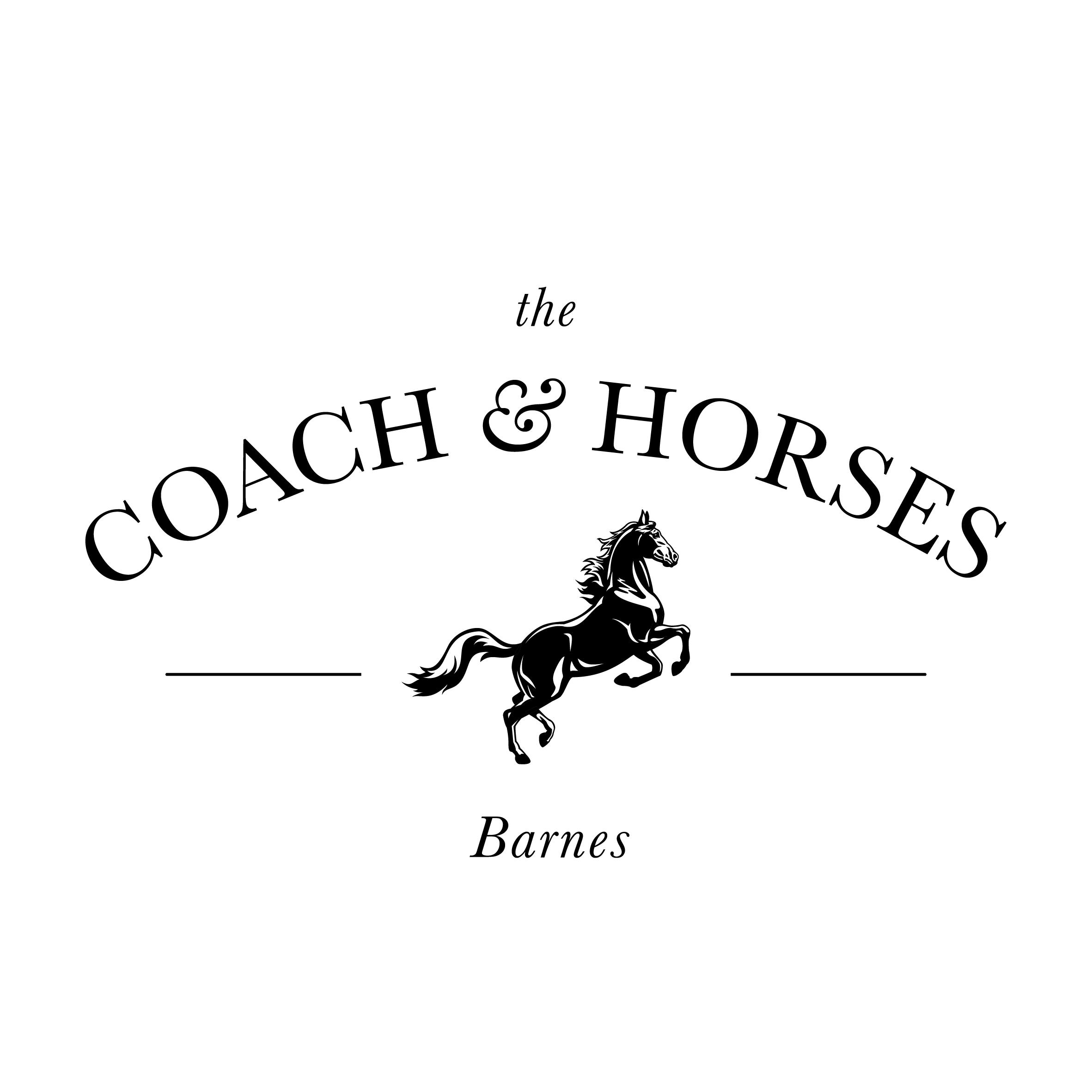 Coach And Horses Food Menu